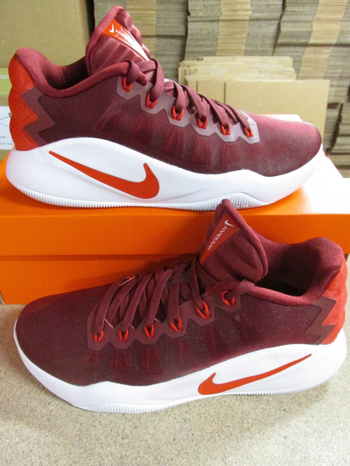 Nike Hyperdunk 2016 Low Mens Basketball Trainers 844363 616 Turnschuhe schuhe
