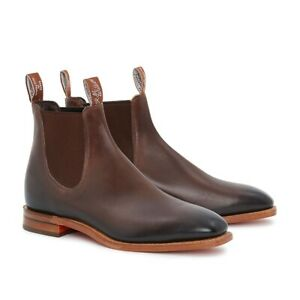 RM Williams Chinchilla Boot - RRP 744.99 - FREE WORLDWIDE EXPRESS POST