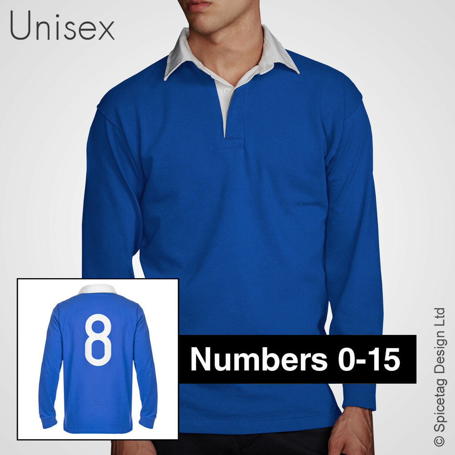 Retro 70s France Rugby Jersey French bluee Shirt Numbers Vintage Style Sweater