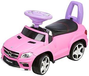 Jamara Rutscher Mercedes GL 63AMG pink Kinderfahrzeuge