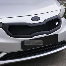 Roadruns Hood Radiator Mesh Grille FRP Unpainted For KIA 2013-17 Cerato Forte K3
