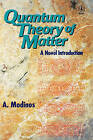 Quantum Theory of Matter: A Novel Introduction by A. Modinos (Hardback, 1996)