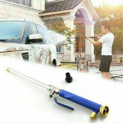 2*Nozzle For Car Sidewalks Washing Kits 2-In-1 Brass High Pressure Power Washer