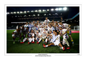 2020-CHAMPIONS-LIMITED-EDITION-PRINT-PHOTO-LEEDS-UNITED-UTD-TROPHY-TEAM-SQUAD-3