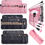 32-Pcs-set-Professional-Kabuki-Make-up-Brush-Eye-Cosmetic-Brushes-with-Case-Kit thumbnail 1