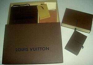 LOUIS-VUITTON-Lot-de-5-emballages-pour-accessoires