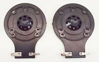 Jbl 2412 Tweeter Aft Diaphragms For Tr105 Tr125 Tr126 Tr225 Speakers 2 Pack