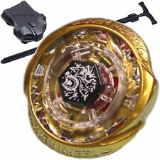 Burn Pisces Limited Edition Beyblade STARTER SET w Launcher Ripcord - USA SELLER