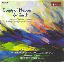 CHOIR OF QUEEN`S COLLEGE / ...-SONGS OF HEAVEN & EARTH  CD NEW