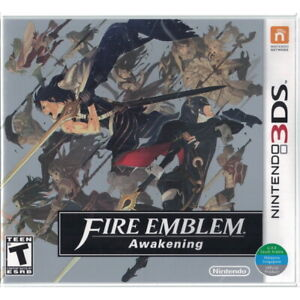 Fire-Emblem-awakening-Nintendo-3-DS-tactique-Turn-Based-Strategy-STORY-RPG