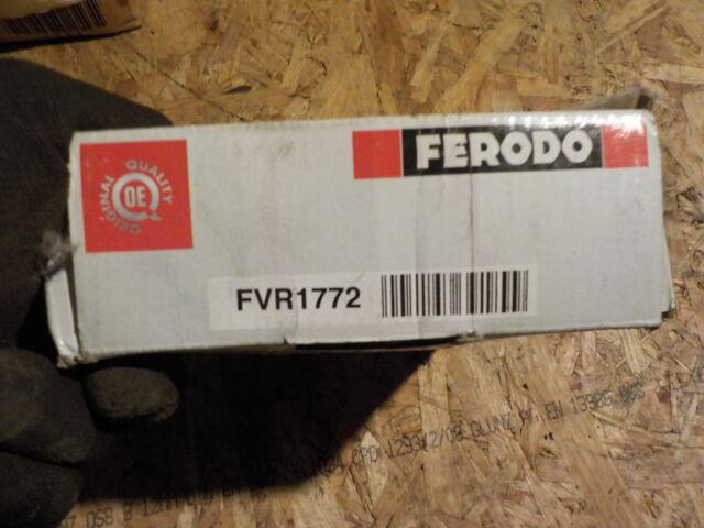 FVR1772 Ferodo Bremsbelagsatz, Scheibenbremse