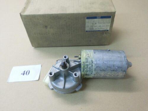 Nouveau moteur essuie-glace avant OPEL RECORD E COMMODORE C sénateur 1270065 Original OPEL