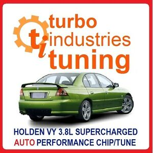 Details about Holden VY Supercharged V6 Auto 190kw Chip XU6 Memcal Tune  Commodore Calais