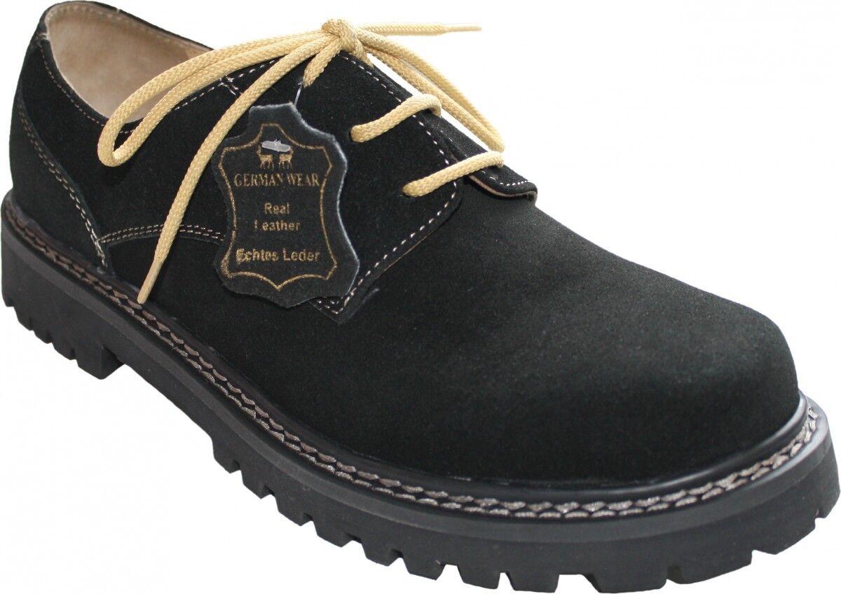Trachtenschuhe Haferlschuhe echtem echtem echtem Leder Oktoberfest Schuhe Schwarz | Outlet  | Erschwinglich  | Bekannt für seine gute Qualität  | Verkauf Online-Shop  | Mittel Preis  45df93