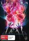 Legion : Season 1 (DVD, 2017, 3-Disc Set)