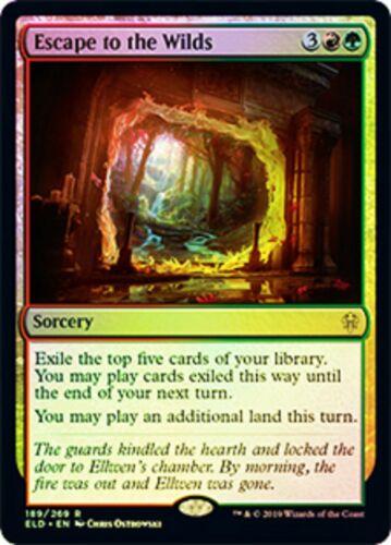 MtG Magic The Gathering Throne of Eldraine Rare FOIL Cards x1