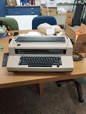 New Listingibm Selectric Iii Typewriter With Cartridges Please Read Description