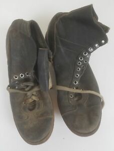 Vintage-1950s-MacGregor-Football-Cleats-FREE-Shipping