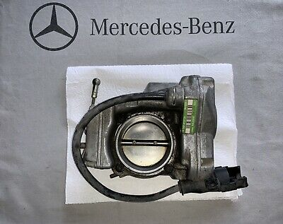 93-96 MERCEDES C280 SL320 C36 E320 S320 AMG ETM THROTTLE BODY 0001415725   D#6