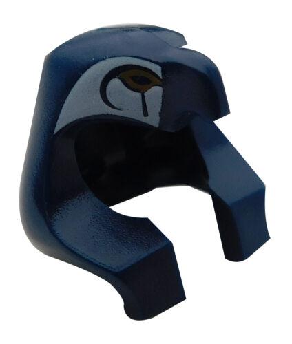 Lego 2 Stück Helm mit Vogelkopf Pharao Mumie Kopfbedeckung Hut 93249pb01