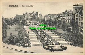 R600512 Bruxelles. Mont des Arts. H. P. Grand Place