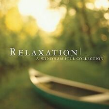 Relaxation [Windham Hill] [Remaster] by Various Artists (CD, Jul-2004, 2  Discs, Windham Hill Records)