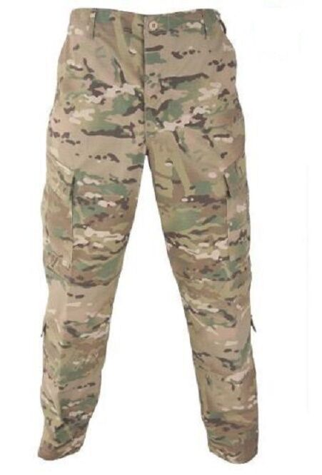 US Army OCP Military pants Multicam ACU Uniform Tarnhose Hose pants XLarge XLong