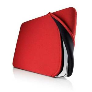 Philips-Reversible-Cushioned-Sleeve-for-Tablet-or-E-reader-DLN1713-Black-Red