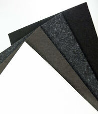Felt Sheet Grey 10mm Thick din A1 A2 A3 A4 A5 A6 Felt Gliders Felt Self Adhesive