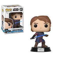 Funko Pop Anakin Skywalker Clone Wars Figura 10cm Star Wars - Prodotto Officia