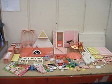 Vintage Lego Scala House Set.Accessories Bundle.Kitchen 3243.2 Scala Girls/Dolls