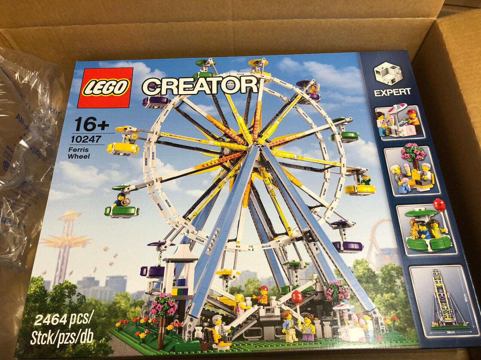 LEGO Creator Riesenrad 10247 Neu in OVP