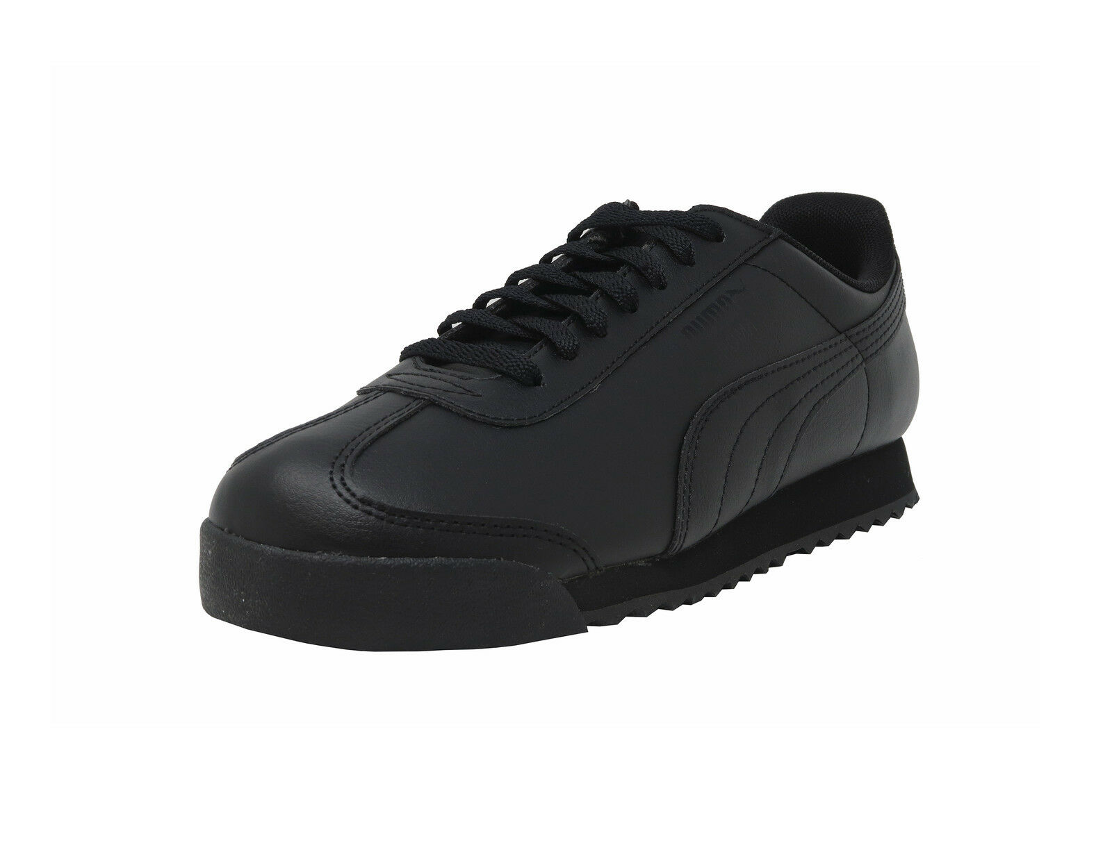 Puma Roma Basic Negro Zapatos Tenis Informales Para Para Para Sintético Negro 354259-12  envio rapido a ti