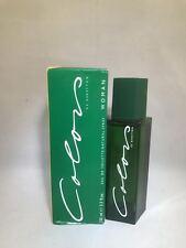 COLORS de Benetton 3.3 oz EDT Womens Spray Perfume 100 ml New in Box
