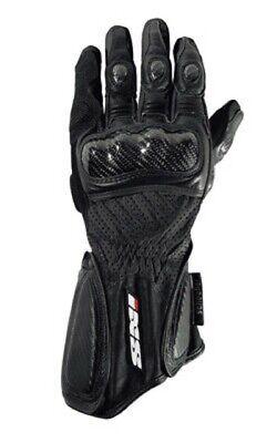 IXS COMFORT-ST da uomo Guanti invernali da motociclista in pelle colore: nero