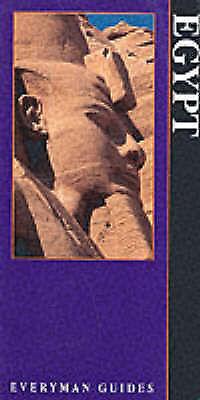 Egypt (Everyman Guides), Everyman Guide, Very Good Book