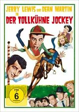 Der tollkühne Jockey - Dean Martin & Jerry Lewis, DVD NEU + OVP!