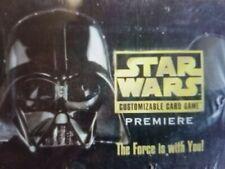 Star Wars CCG BB Premiere Limited Lightsaber Proficiency NrMint-MINT SWCCG