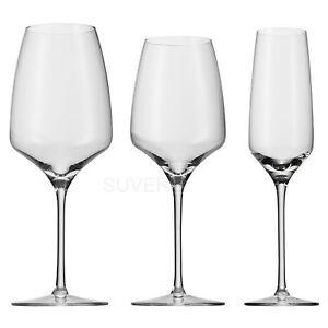 Weingläser wmf gläser set 18 tlg weingläser rotwein weißwein sekt glas wein