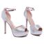 New-Womens-Sandals-High-Heel-Rhinestone-Wedding-Shoes-Ladies-Peep-Toe-Party-Prom thumbnail 13
