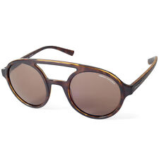 Armani Exchange AX4060S 821373 Polished Tortoise Brown Women s Sunglasses ce95c06a03