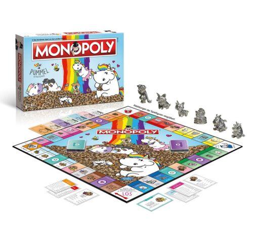 MONOPOLY - PUMMELEINHORN - Winning Moves 44888 - NEU