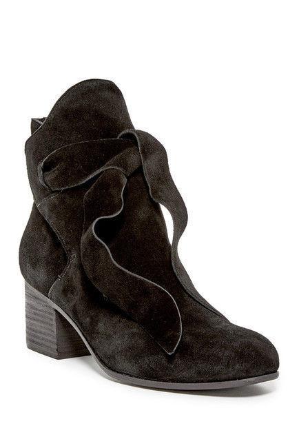 marchi di moda Rachel Zoe Donna  Kate nero nero nero Oil Suede Short avvio Ankle avvioie Dimensione 10M  80% di sconto