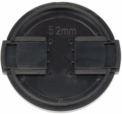 protector de lente capuchón a habituales fabricante Universal objetivamente tapa 52 mm