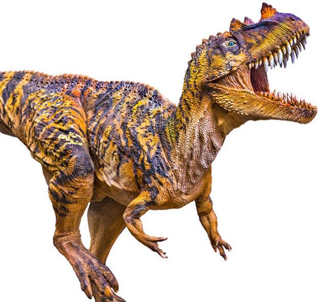 PNSO Rare Spinosaurus Jurassic Dinosaur Museum Class Model Figure Fast shipping