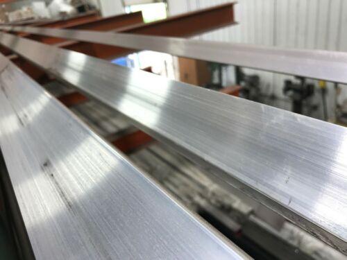 "6061 T651 Aluminum Angle 3/""X 4/""X 36/"" Long 1//4/"" Thick"