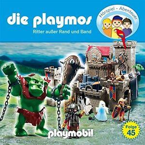 CD * DIE PLAYMOS (45) - RITTER AUSSER RAND UND BAND  # NEU OVP &