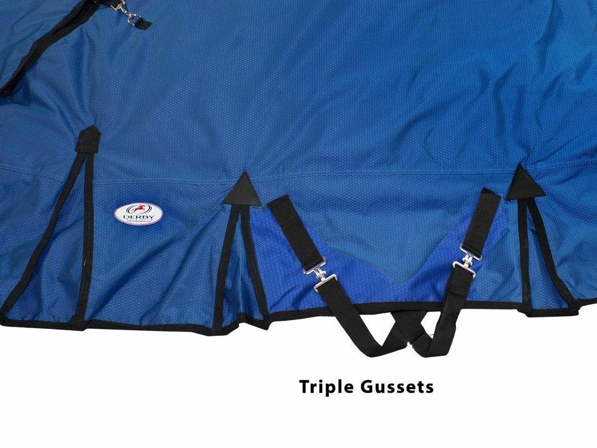 Derby elementos extremistas Colección triple de nylon balístico 1200D gussit heavyweigh