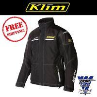 Klim Klimate Gore-tex Insulated Jacket Matteblack 3177-002-xxx-001 (non-current)