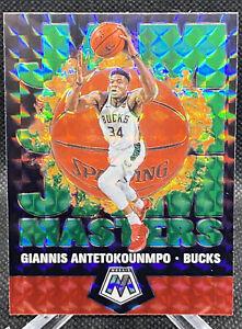 Giannis-Antetokounmpo-2019-20-Panini-Mosaic-Basketball-Jam-Masters-Green-PRIZM